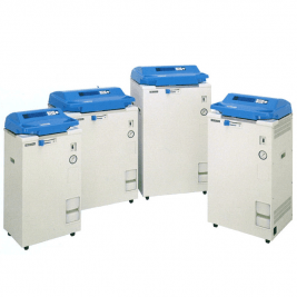 HV Series Vertical Autoclaves