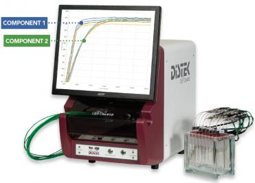Model Opt-Diss 410 in-situ Fiber Optic UV System