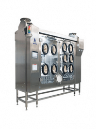 Powder Processing Isolator