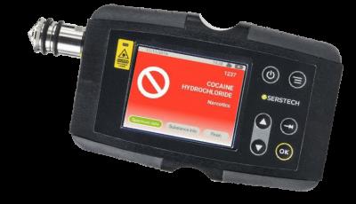 Indicator 100 Handheld Raman Spectrometer