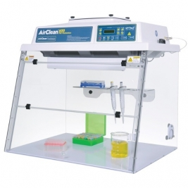 AirClean® Systems AC600 Series PCR Workstations